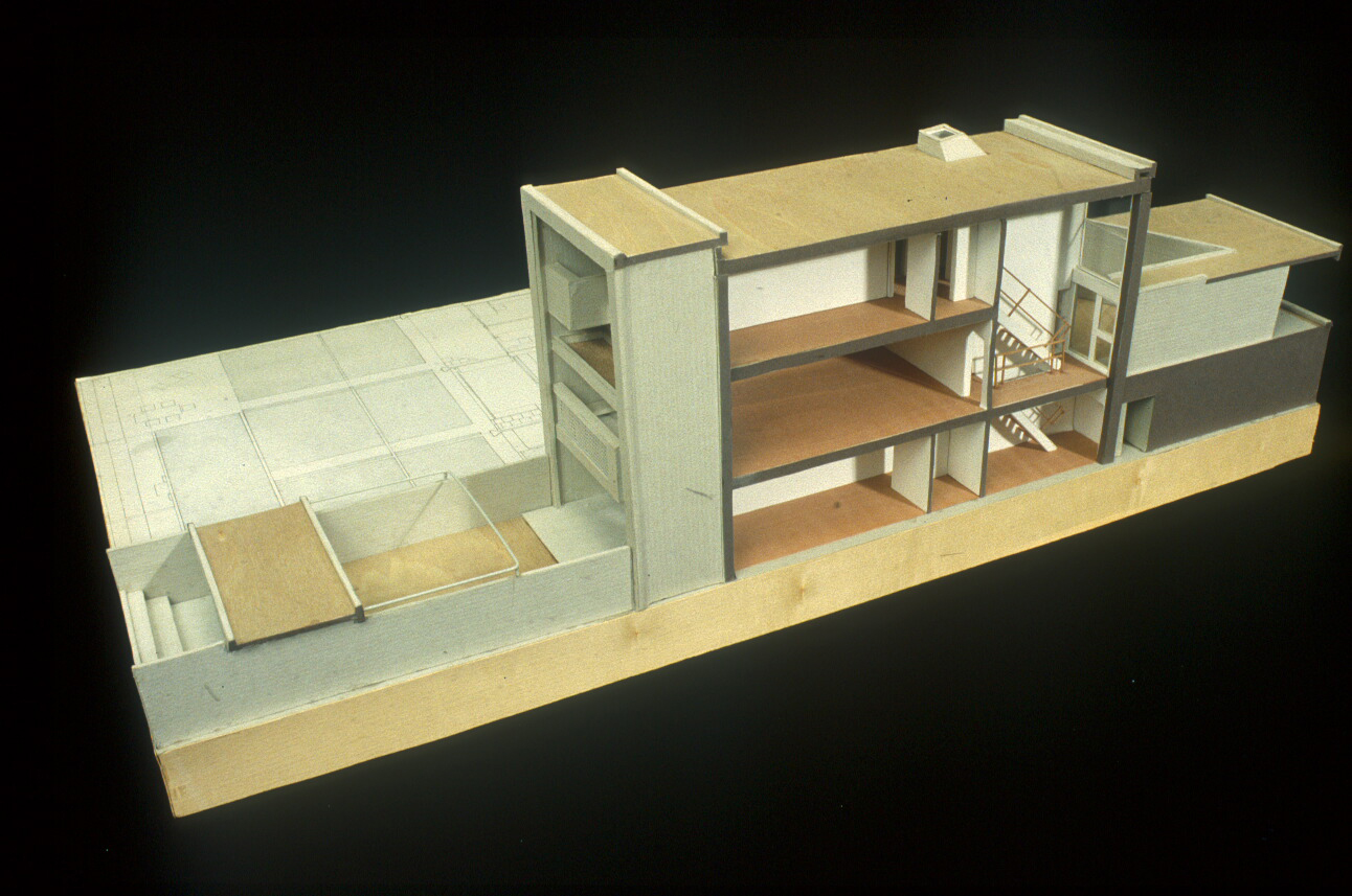 Atelier models and look at on pinterest for Atelier 5 architecture