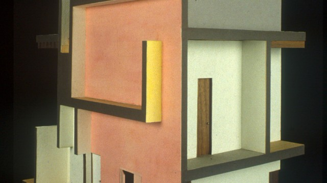 BARRAGAN Luis , Casa dell' Architetto, Mexico,Mexico City, 1947