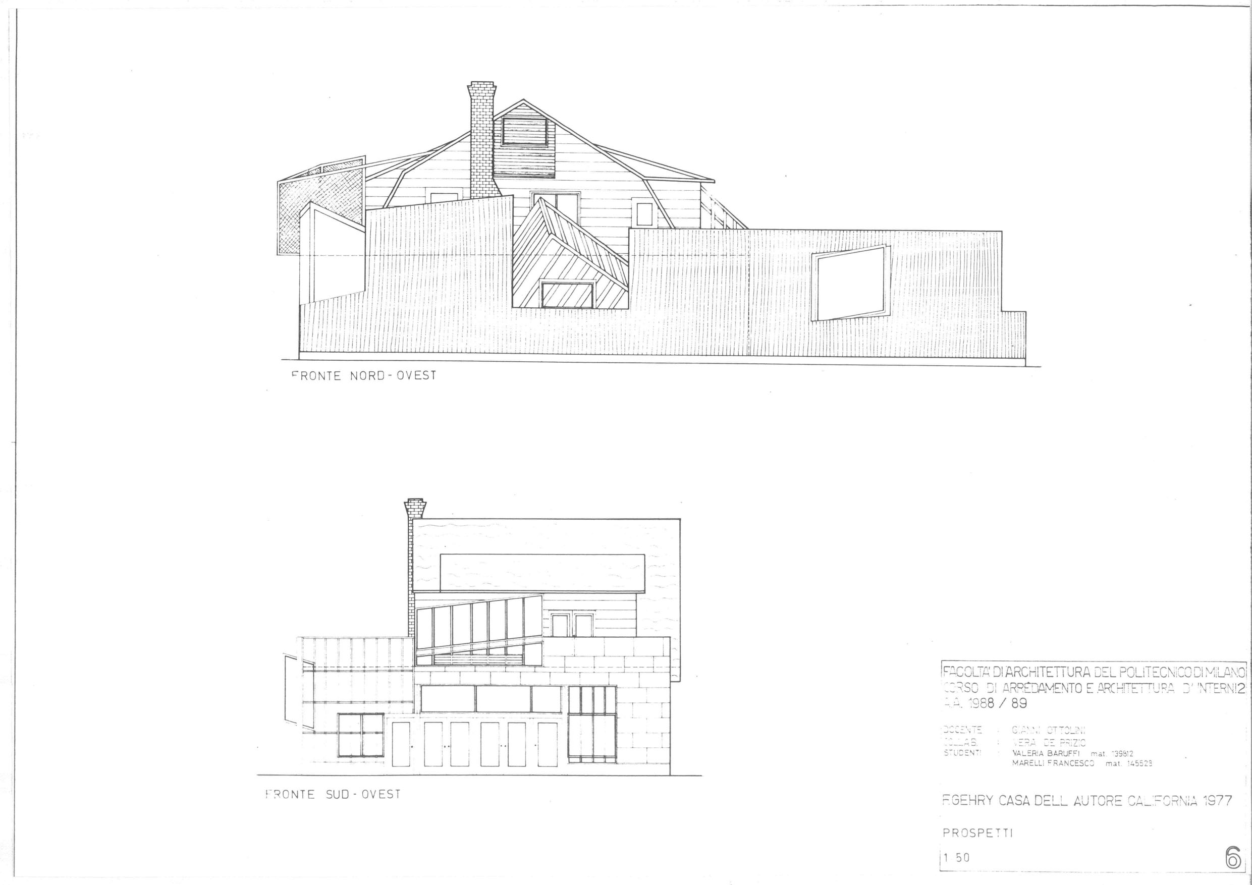 Charming Frank Gehry House Plans Photos Best Idea Home