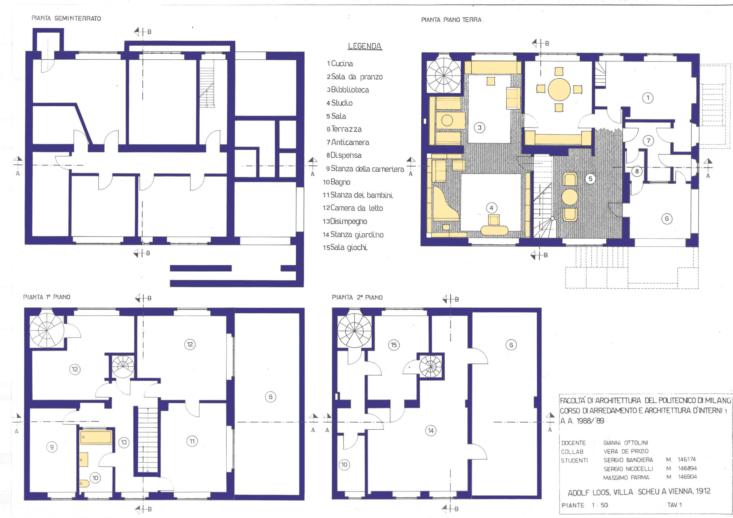 Image Result For House Plan With Bedroom