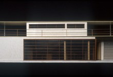 Luigi Figgini and Gino Pollini, Electric House, Monza, Italy, 1930