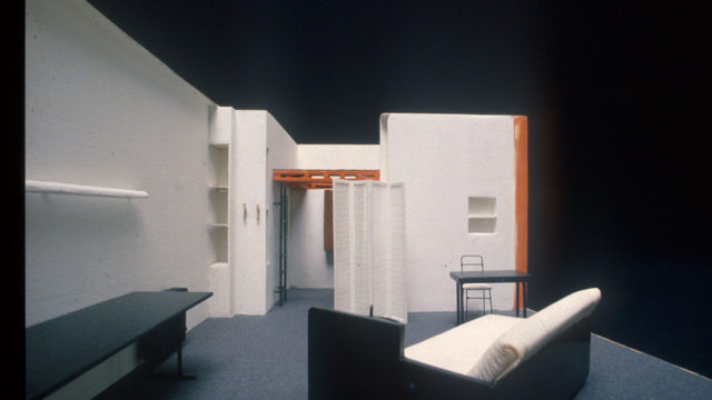 Eileen Gray, Badovici Apartment, Paris, France, 1930/31